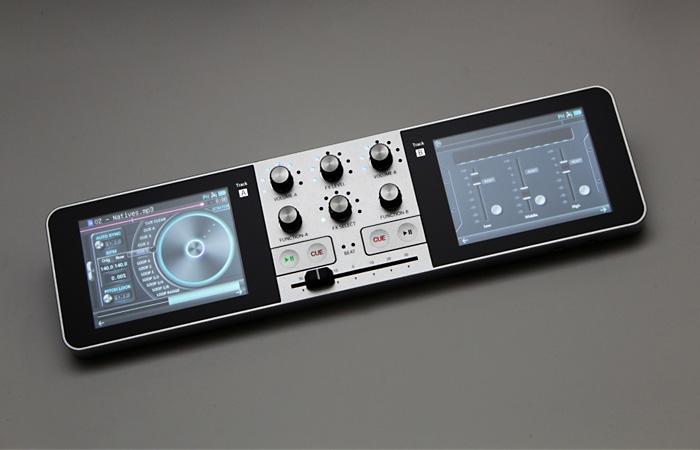 Портативный диджей пульт Portable DJ – теперь диджеем может стать каждый!