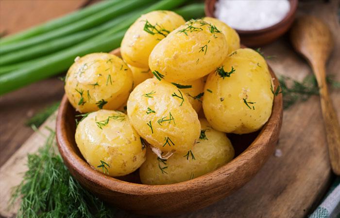 Картофель: здоровые сосуды.