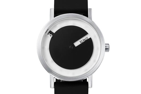 Дизайнерские часы Till от Projects.