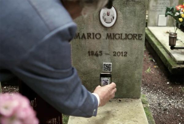 «Rest In Memory» - база данных об умерших с доступом через QR-коды на надгробиях