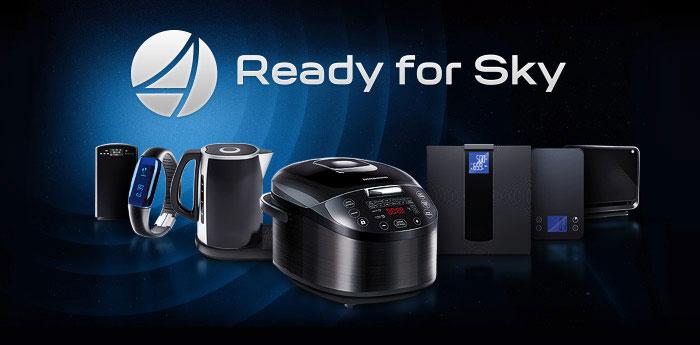 Smart-технология Ready for Sky.
