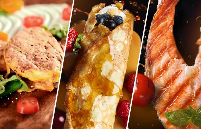 11 рецептов вкуснейших быстрых блюд, которые вы сможете приготовить не хуже шефа-повара из ресторана.