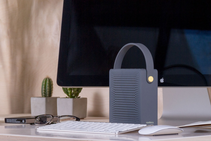 Rombica Mysound BT-16: Bluetooth колонка для влюбленных в музыку