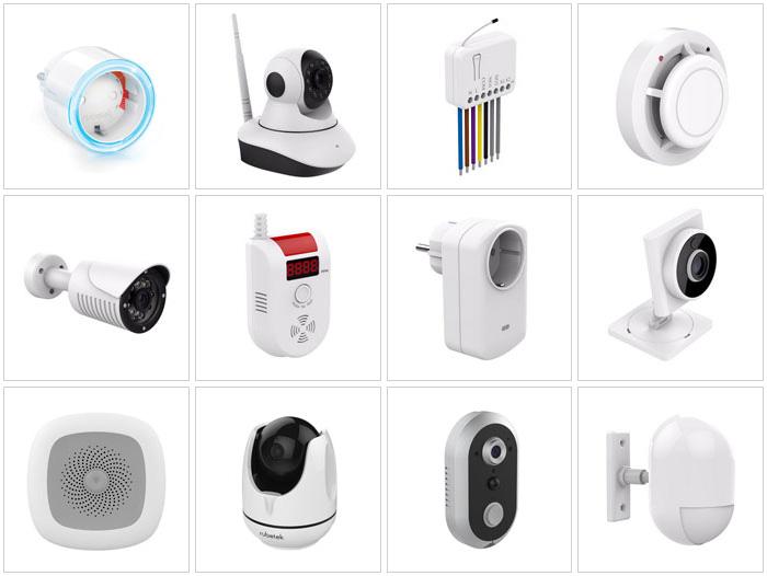 Устройства умного дома, которыми можно управлять с телефона.