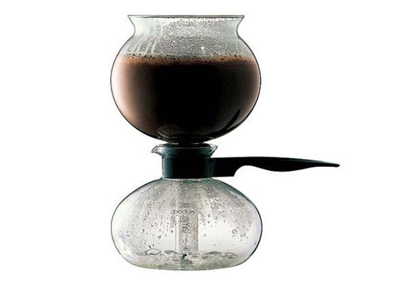Вакуумная кофеварка Сантос (Santos) от BODUM.