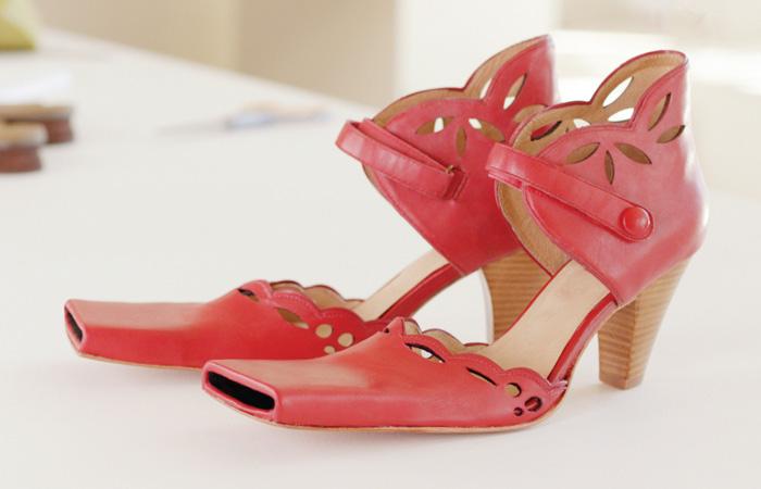 Туфли для продвинутого селфи