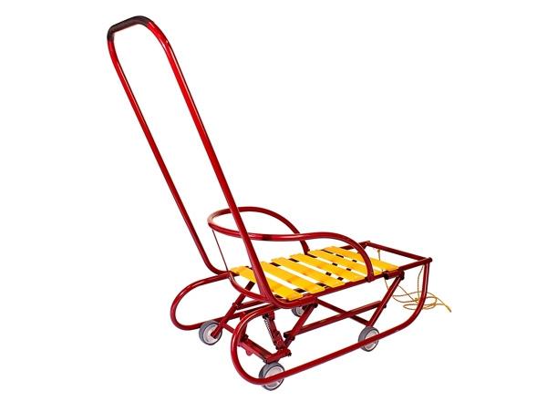 Санимобиль на колесах
