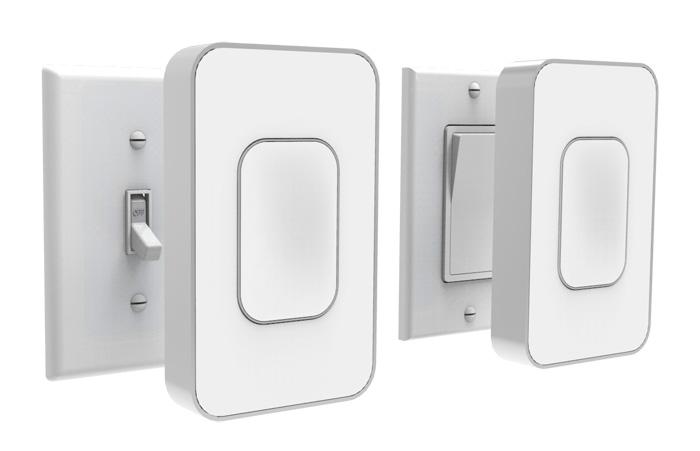 Уникальный гаджет позволяет управлять обычным механическим выключателем света со смартфона