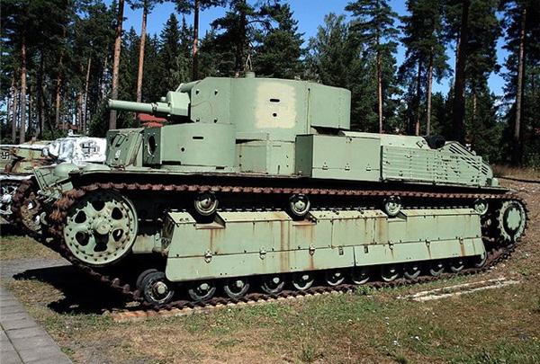 Танк Т-28