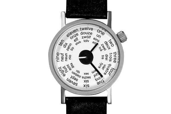 Шведские дизайнерские часы Time Studio