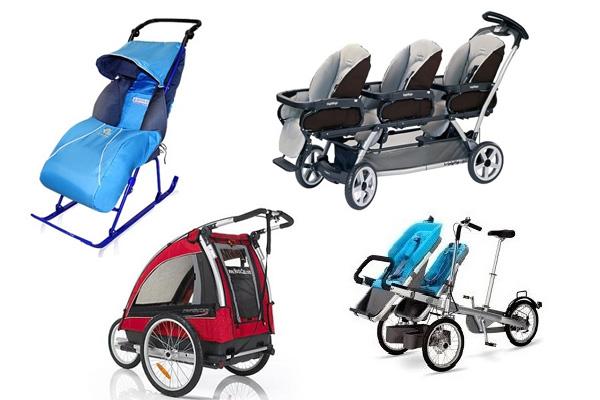 Транспорт для новорожденных: обзор креативных детских колясок