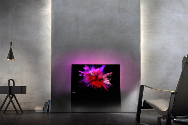 Новинка модельного ряда 2013 года Philips DesignLine меняет представление о телевизоре