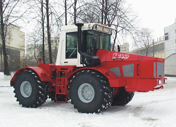 Трактор Кировец К744Р