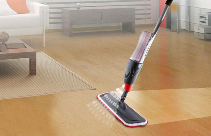 Делайте влажную уборку регулярно.