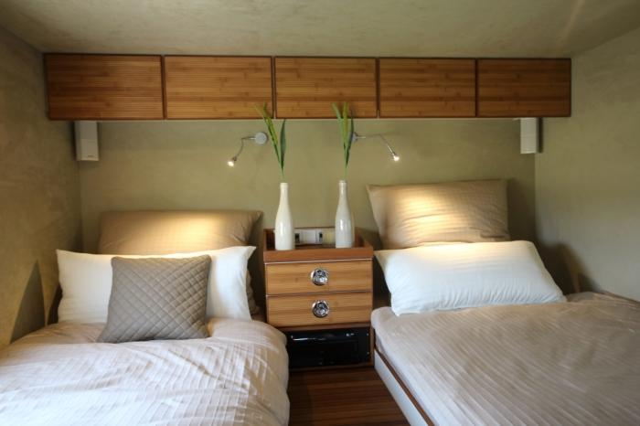 Полноценная спальня