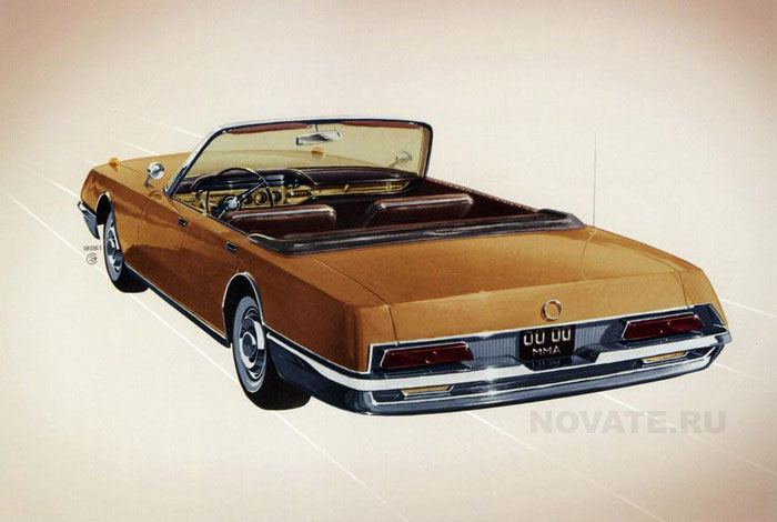 1963: ЗИЛ-117.