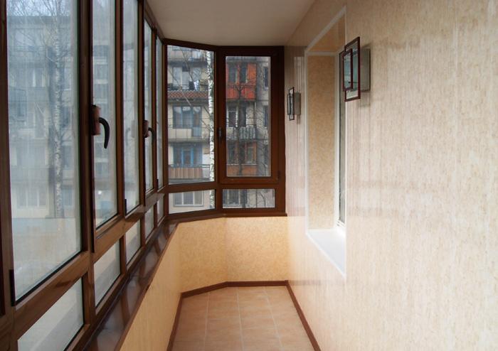 Как правильно утепл/ить балкон или лоджию.