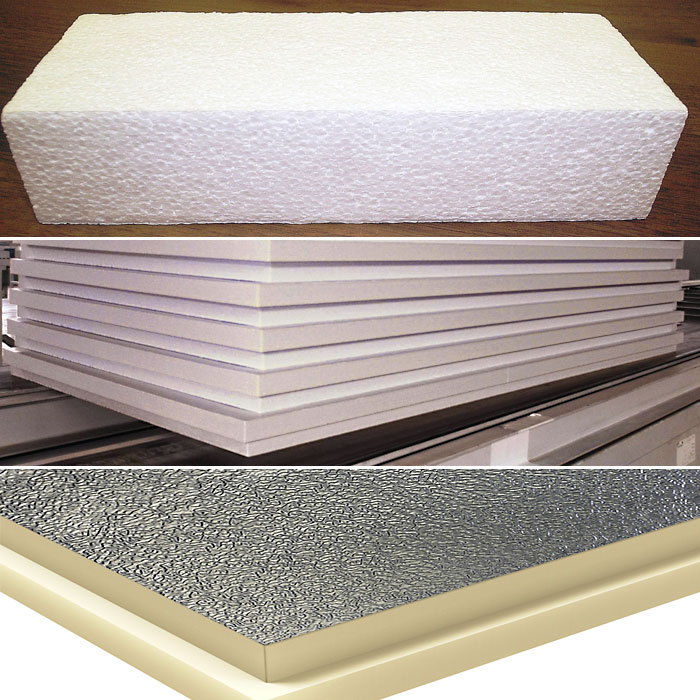Теплоизоляцинные материалы на основе полимеров.