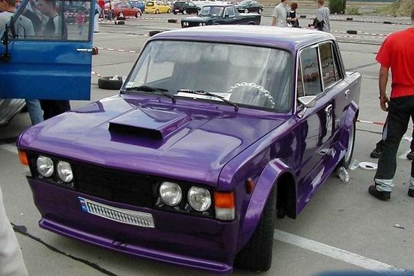 Тюнинг ВАЗ 2106