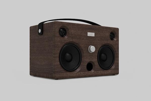 Дизайнерский аудиобокс Vintage