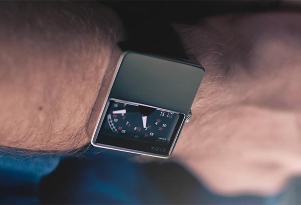 Дизайнерские часы VOID Watches