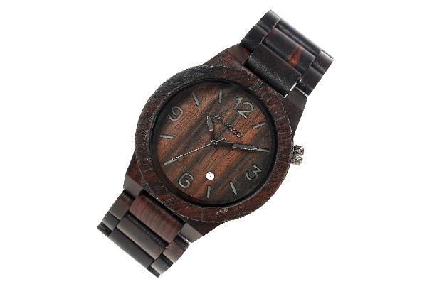 Дизайнерские часы из дерева WeWood
