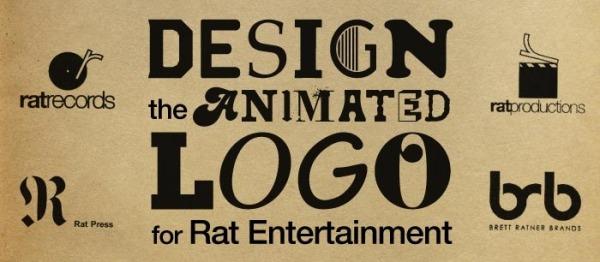 Лого для Бретт Рэтнера