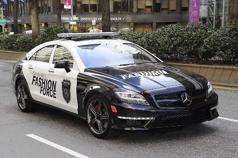 Mercedes учредил в Нью-Йорке «модный патруль»