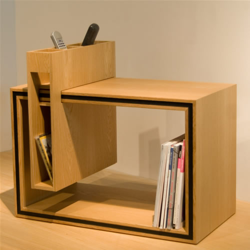 Журнальный стол для домашнего кинотеатра