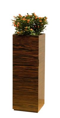 Тумба, совмещенная с цветочным горшком от Lounge
