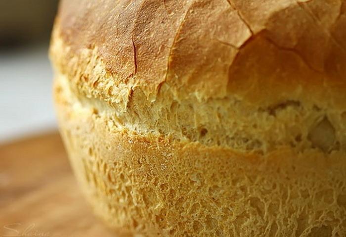Хлеб из мультиварки.