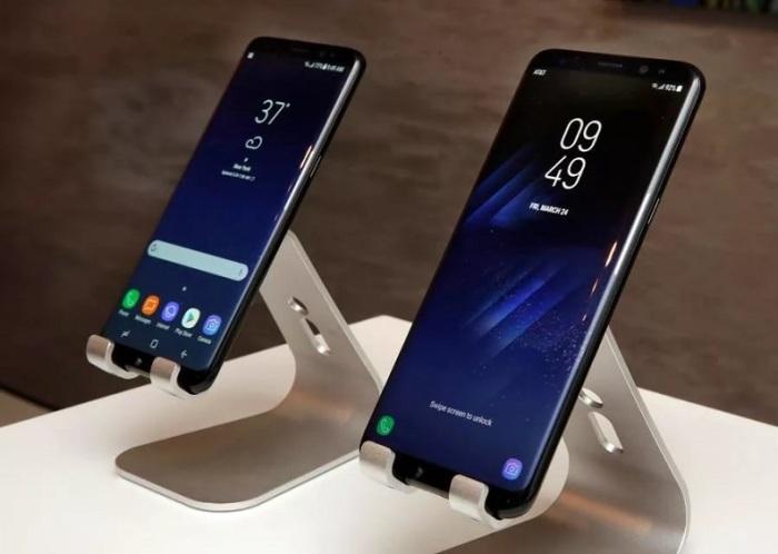 Samsung Galaxy S9 и S9 Plus - водонепроницаемые модели линейки Galaxy.