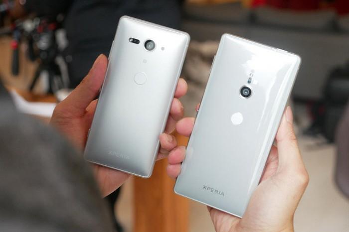 Смарфоны, которые бросили вызов Galaxy S9.