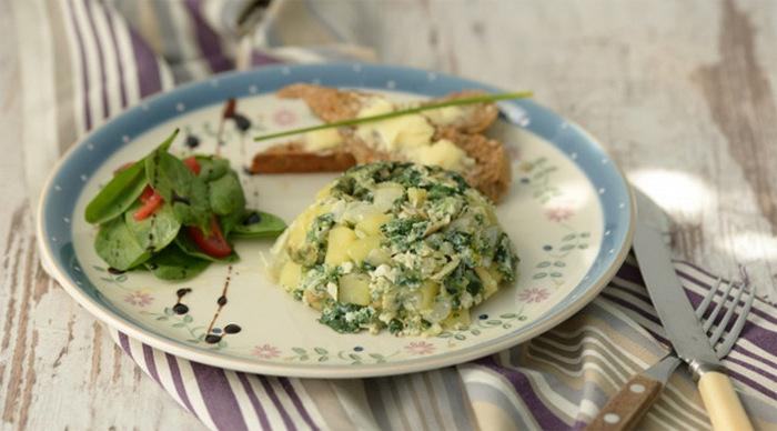Завтрак в мультиварке - полезно и калорийно.
