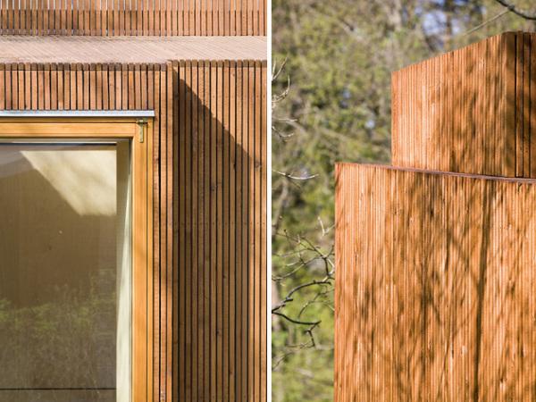 Сборный домик выходного дня от датских архитекторов