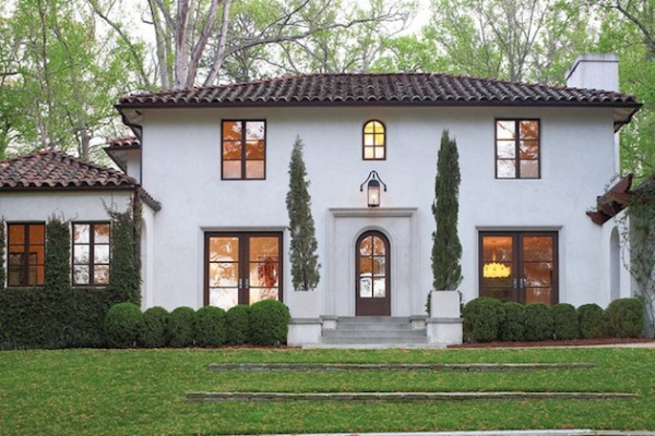 1920′s Residence: современный интерьер в здании 1920 года