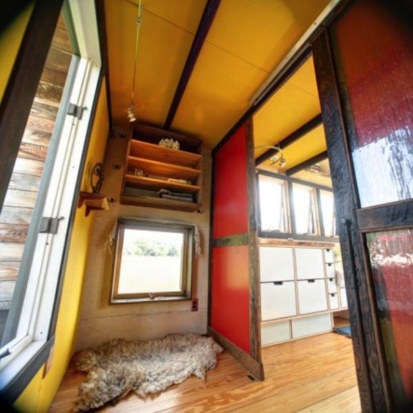 Pocket House: «карманный» мобильный дом площадью 18,6 квадратных метров