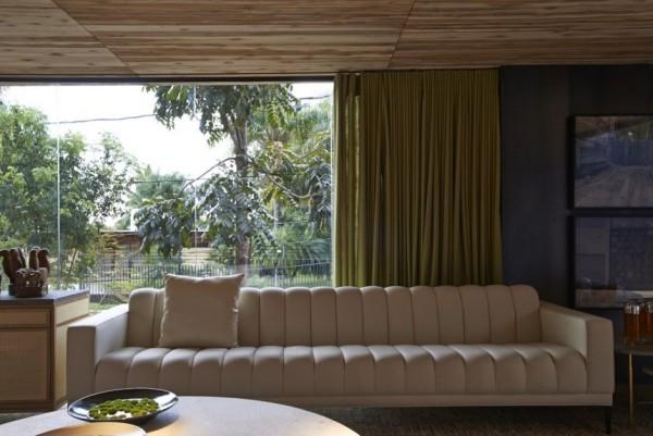Casa Cor: современная открытая вилла в Бразилии