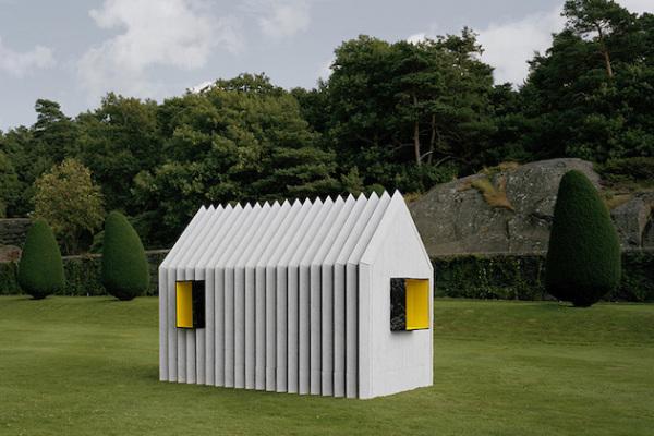 Chameleon Cabin: дом-хамелион от шведских архитекторов