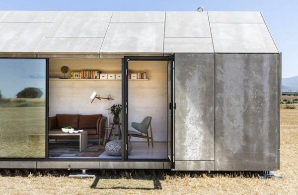 APH80: мобильный дом для отшельников в Испании