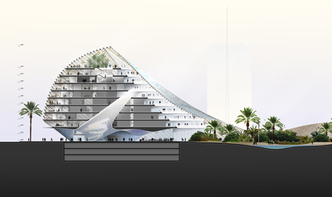 ARPT Headquarters: символическая архитектура агентства телекоммуникаций в Алжире