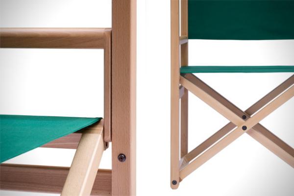 Рolo: креативное уличное кресло от итальянских производителей