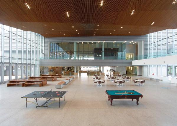 Новая штаб-квартира компании Adobe в Юте