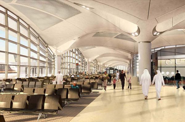 Queen Alia International Airport – концепт-проект расширения международного аэропорта в Аммане