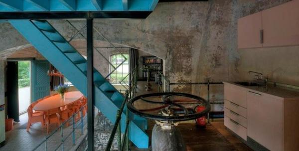 Westergasfabriek: отель в бывшем газоперерабатывающем заводе в Амстердаме