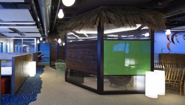 Beach Town – новый офис компании Google в Хайфе