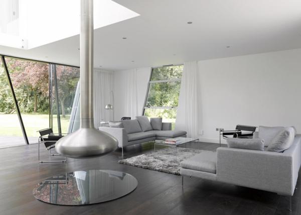 Trish House: дерзкая геометрия жилого дома от Мэтью Хэйвуда (Matthew Heywood)