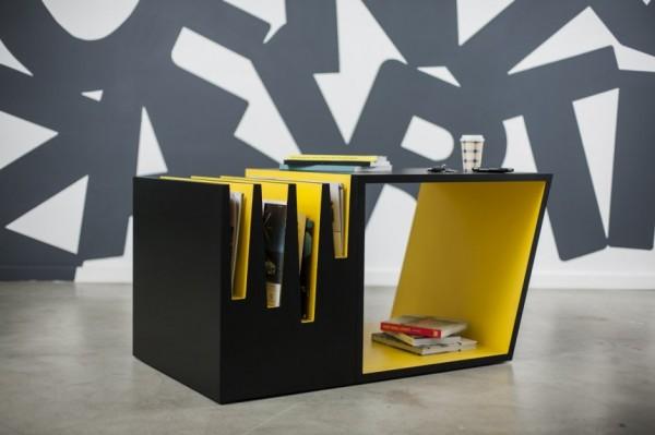 Coffee Table – разнофункциональный столик от Brigada