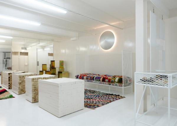 Browns Focus: парадоксальный интерьер бутика одежды и аксессуаров в Лондоне