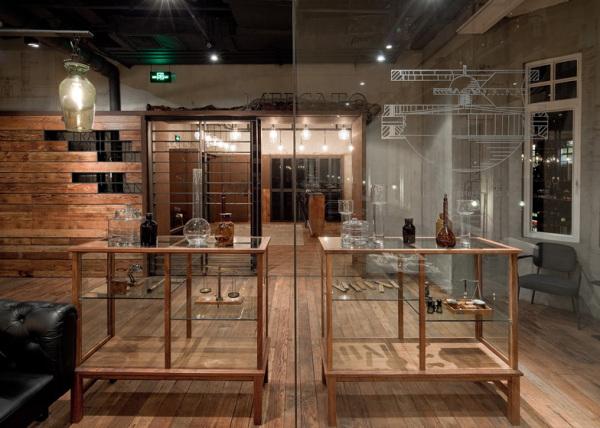 Mercato: итальянский ресторан в старейшем шанхайском здании